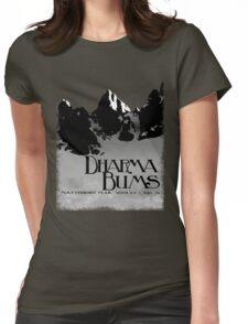 dharma bums - matterhorn peak Womens Fitted T-Shirt