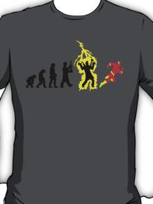 The Evolution of a Speedster  T-Shirt