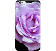 Fallen From Paradise - Fragrant Blue Moon Rose iPhone Case/Skin