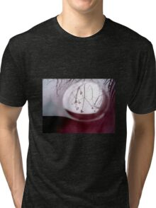 A glimpse of my world in a bubble Tri-blend T-Shirt