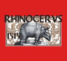 RHINOCERVS 1515 by dennis william gaylor
