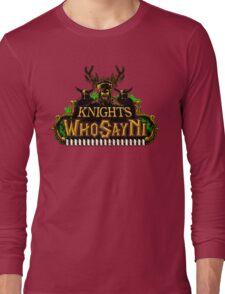 World of Ni-Craft Long Sleeve T-Shirt