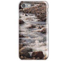 White River Rush - 1 ©  iPhone Case/Skin