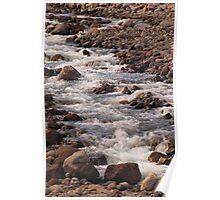 White River Rush - 1 ©  Poster