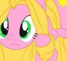 Pony Rapunzel Sticker