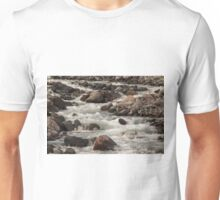 White River Rush - 2 ©  Unisex T-Shirt
