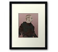 Vigilante Scout Framed Print