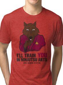 Sensei Tri-blend T-Shirt