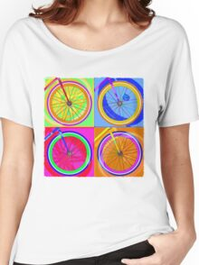 Fixie Pop Women's Relaxed Fit T-Shirt