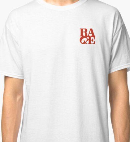 Rage Simple Logo Classic T-Shirt