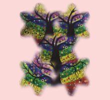 """Tree of Many"" One Piece - Long Sleeve"