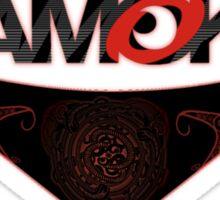 A M O K [tm] Sticker