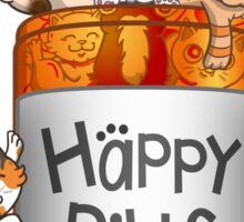 Happy Pills Sticker