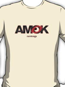 AMOK - rarotonga T-Shirt