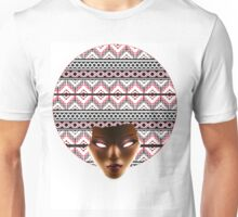 AFRO_RED_Redux Unisex T-Shirt