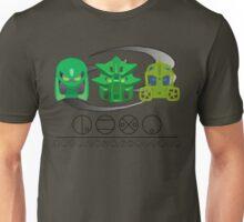 Lewa Mask Evolution  Unisex T-Shirt