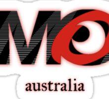 AMOK - australia Sticker