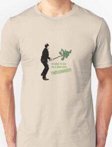 Good Thrashing! – Basil Fawlty Unisex T-Shirt