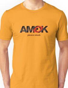 AMOK - pitcairn islands Unisex T-Shirt