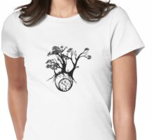 It's whats within... Womens Fitted T-Shirt