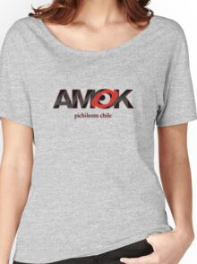 amok- chile Women's Relaxed Fit T-Shirt