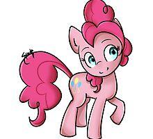 Pinkie Pie by hobbutt