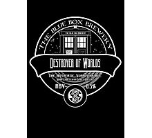 Destroyer of Worlds Ale Photographic Print
