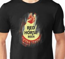 The Beer with the RED kick Unisex T-Shirt