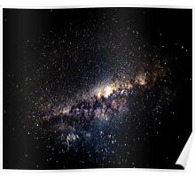 Galactic Core Poster