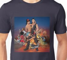 cast of archer Unisex T-Shirt