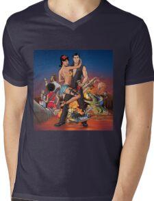 cast of archer Mens V-Neck T-Shirt