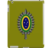Brazilian Army (Aviation) - Roundel iPad Case/Skin