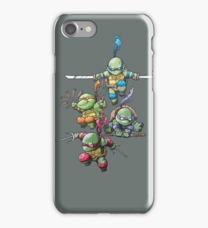 Ninjas iPhone Case/Skin