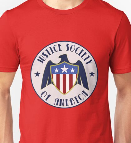 Justice Society of America : Legends of Tomorrow Unisex T-Shirt