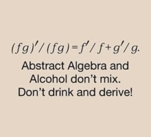 don't drink and derive by dennis william gaylor