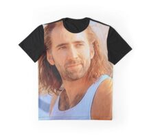 Nick Cage Graphic T-Shirt