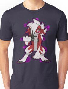 Pokemon - Lycanroc Midnight Form Unisex T-Shirt
