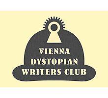 Vienna Dystopian Writers Club Photographic Print