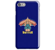 poovey farms butter iPhone Case/Skin