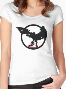 Liz Women's Fitted Scoop T-Shirt