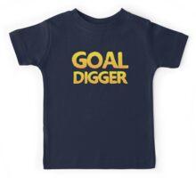 GOAL DIGGER Kids Tee