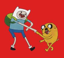 Finn and Jake. Kids Clothes