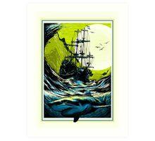 Ancient Seas Art Print