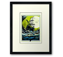 Ancient Seas Framed Print