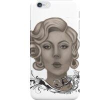 Fair lady iPhone Case/Skin