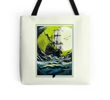 Ancient Seas Tote Bag
