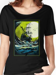 Ancient Seas Women's Relaxed Fit T-Shirt
