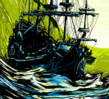 Ancient Seas Sticker