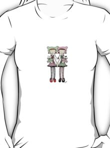 Milly and Ruby  T-Shirt