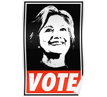 HRC OBEY Poster